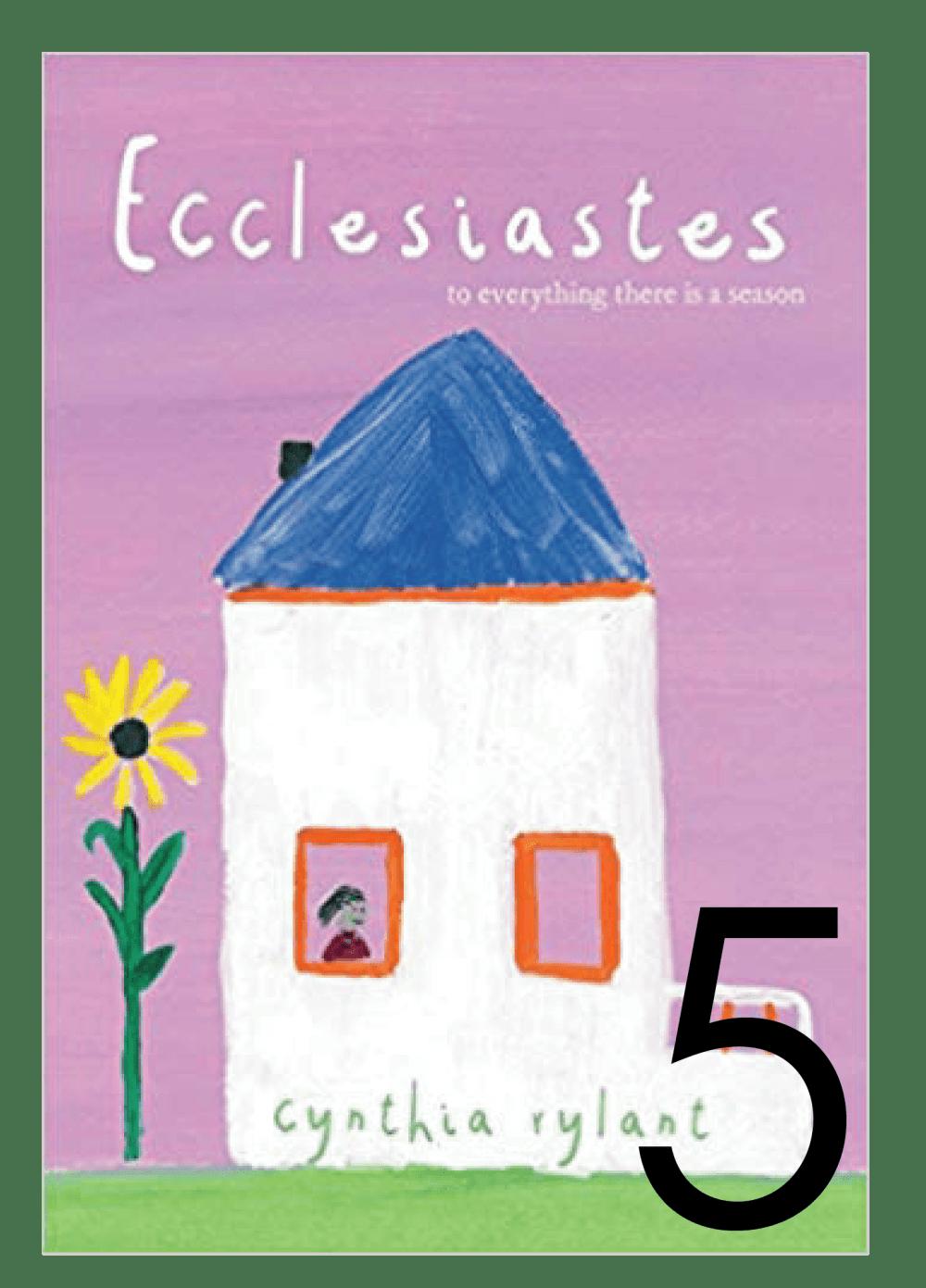 Ecclesiastes Christmas and Holiday Book Countdown