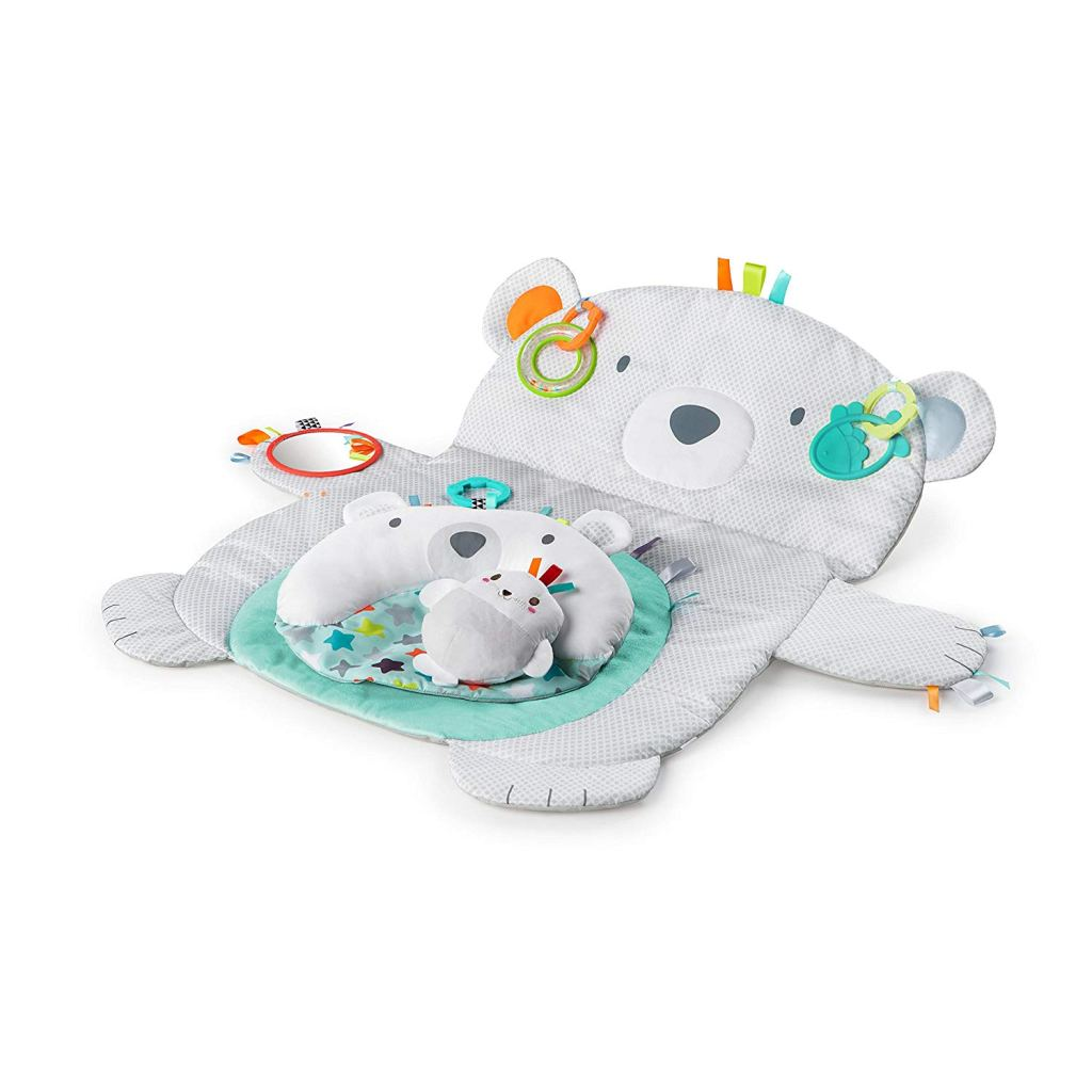 Gifts for Babies 2 and 3 months old, tummy time mat
