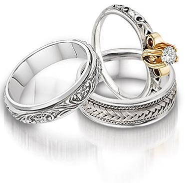 The Best Wedding Rings  Applesofgoldcom