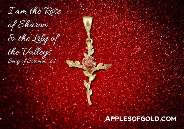 Cross Pendants To Celebrate The Joy Of The Resurrection