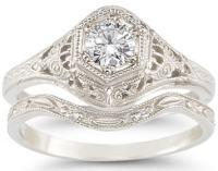 Diamond Bridal Sets | ApplesofGold.com