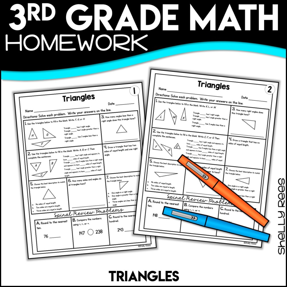 medium resolution of 3rd Grade Math Worksheets Free and Printable - Appletastic Learning