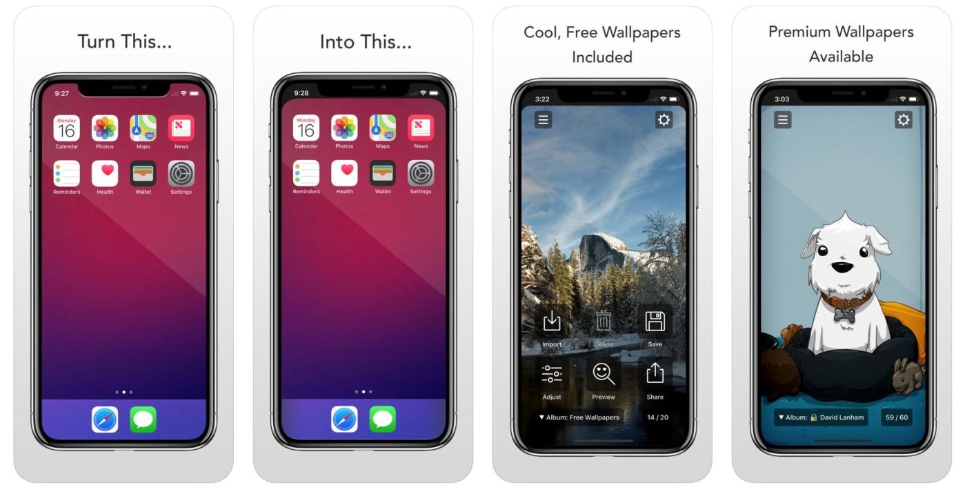 Wie Du Die Notch Am Iphone Xs Und Co Elegant Versteckst