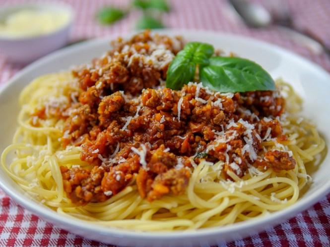 Spaghetti Bolognese Rezept (2)