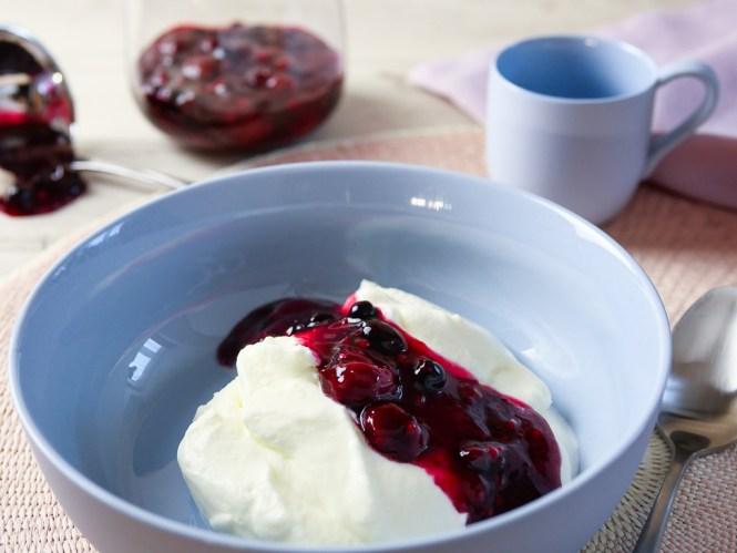 joghurtbombe dessert