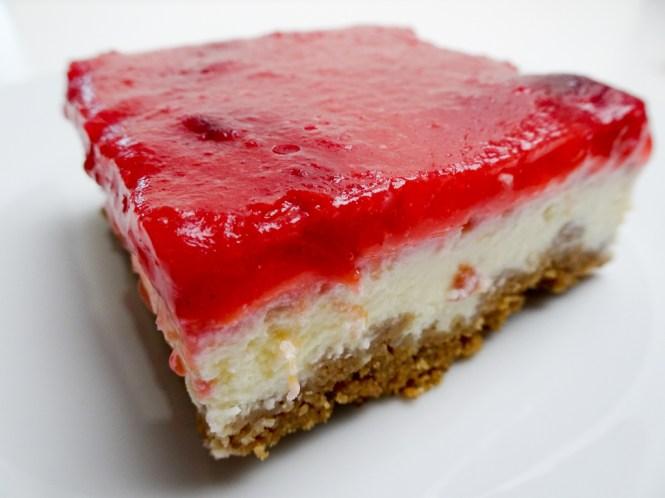 Winter Cheesecake mit Spekulatius