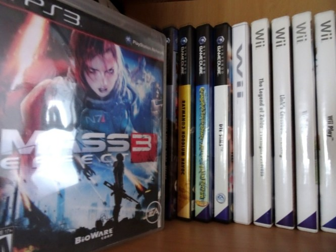 ps3 wii game cube spiele