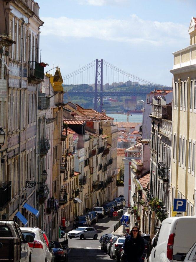 brücke lissabon Städtereise