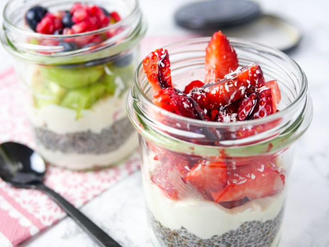 chia pudding grundrezept