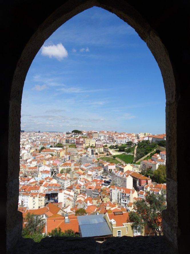 miradouro da nossa lissabon Lissabon Sehenswürdigkeiten einer Städtereise - Alfama
