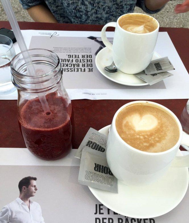 1 kaffee pro tag