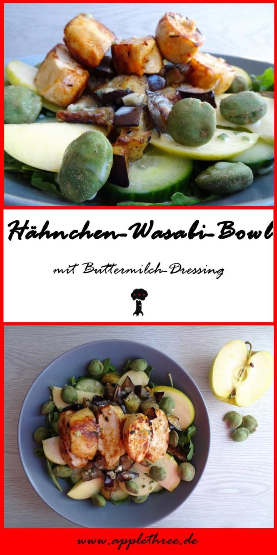 haehnchen wasabi bowl pin