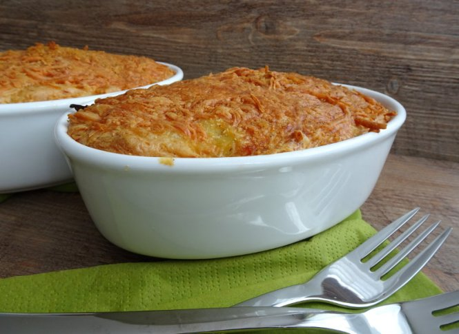 shepherds pie gebacken