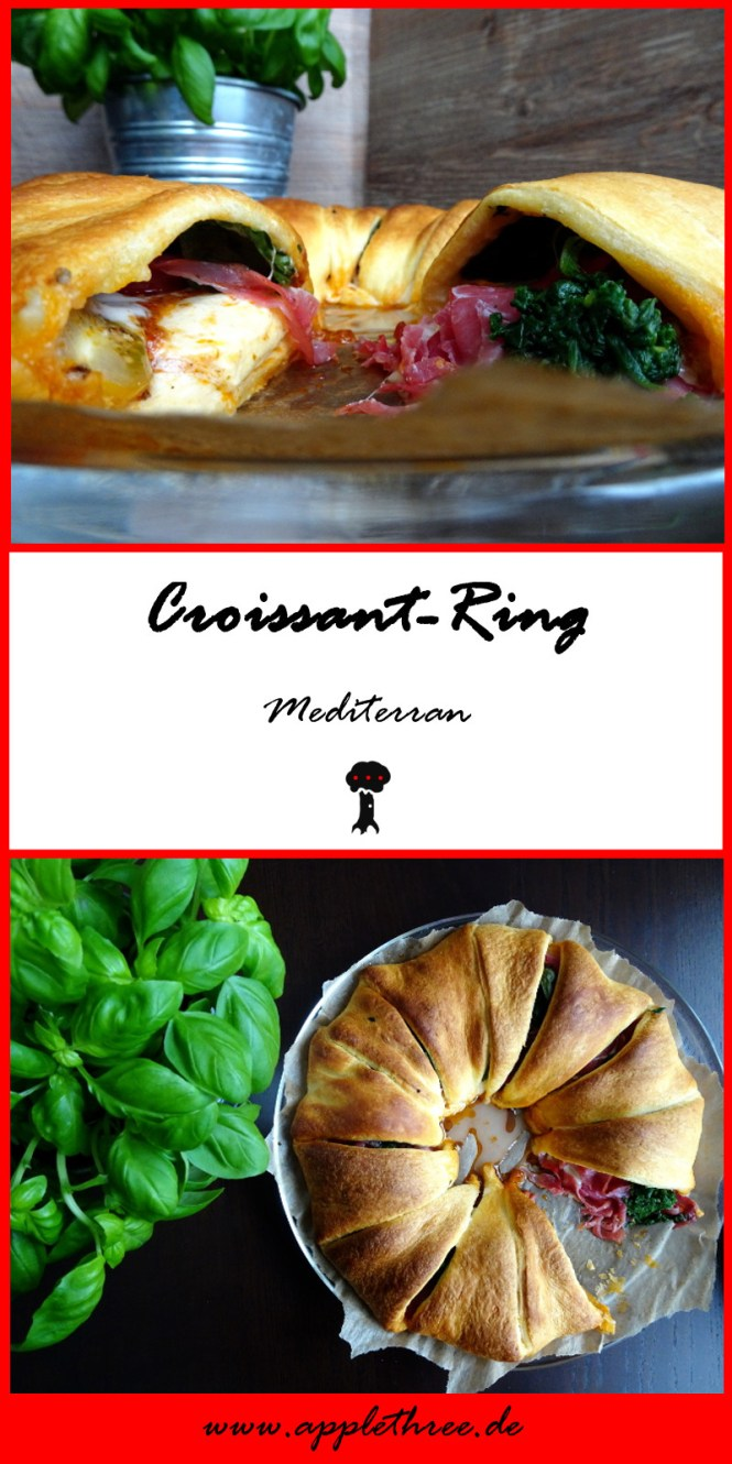 croissant ring pin