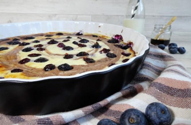 Ofen-Quark-Pancake