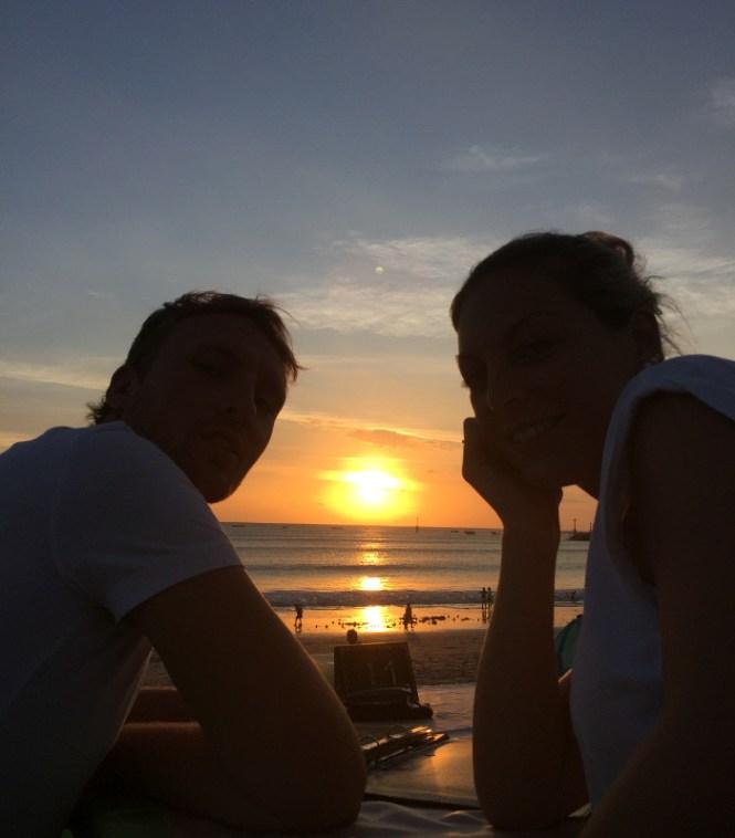 reisetipps bali süden seafood dinner jimbaran beach
