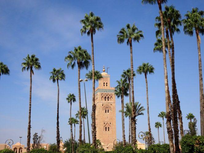 marrakesch travelguide koutoubia moschee