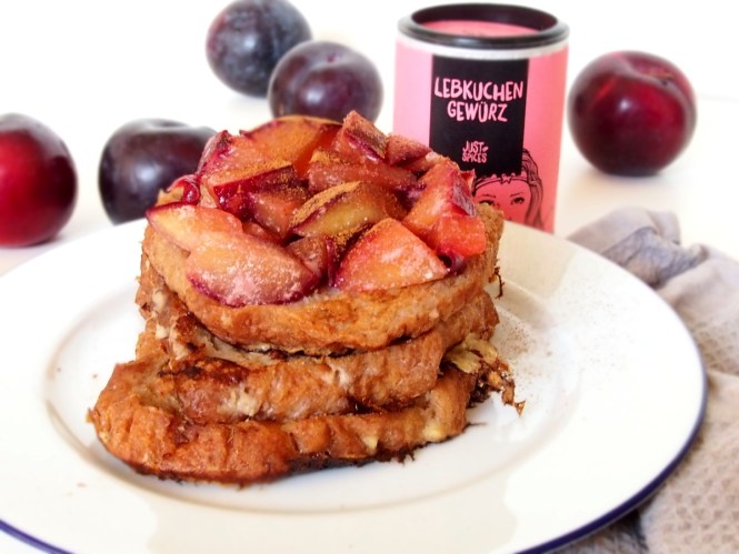 veganer Frenchtoast