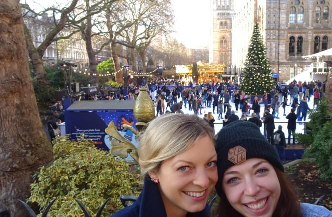 foto diary london ina und sanny