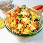 couscoussalat to go feta frühling spring fresh