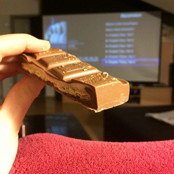sofa serien schokolade mit keks