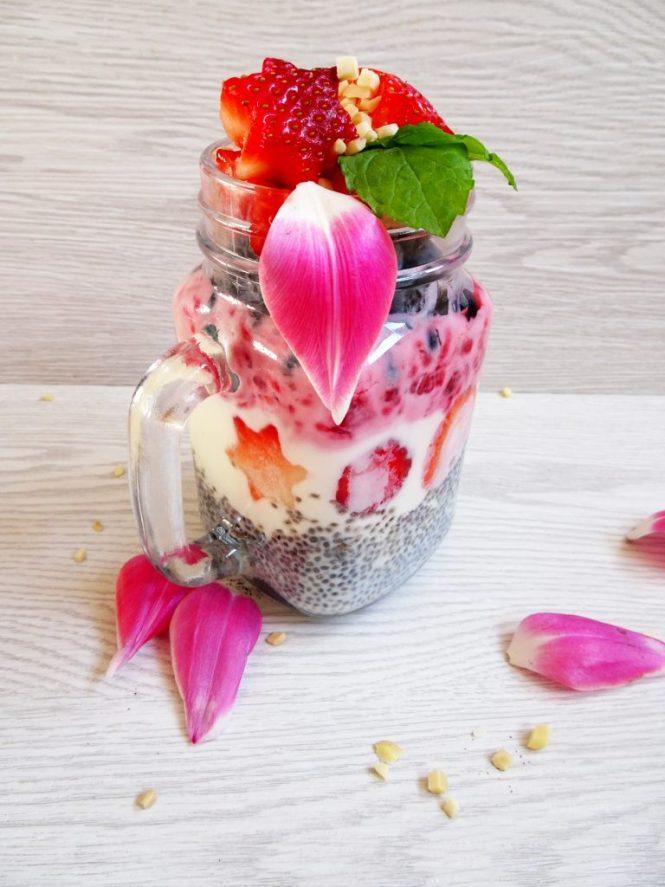 to go chia frucht joghurt gesund