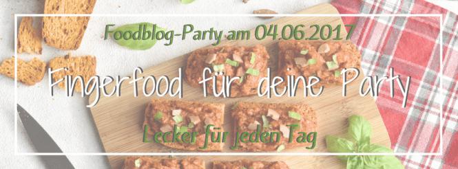 Fingerfood - Banner