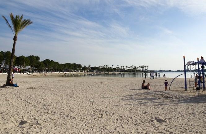 mallorca port alcudia strand norden sehenswürdigkeiten