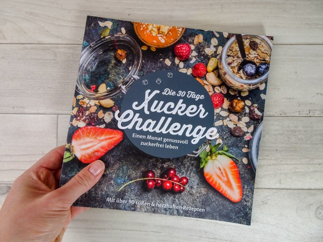 30 Tage Xucker Challenge Buch erythrit oder xylit