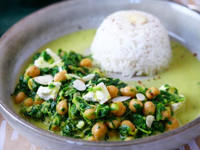 curry rezept vegetarisch