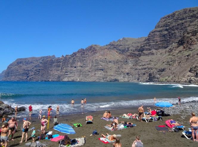 Teneriffa playa los guios (1)