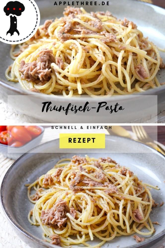 thunfisch pasta rezept