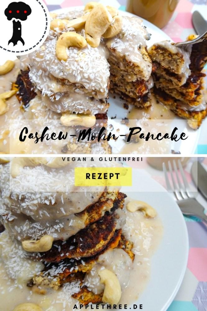 vegane cashew-mohn-pancakes