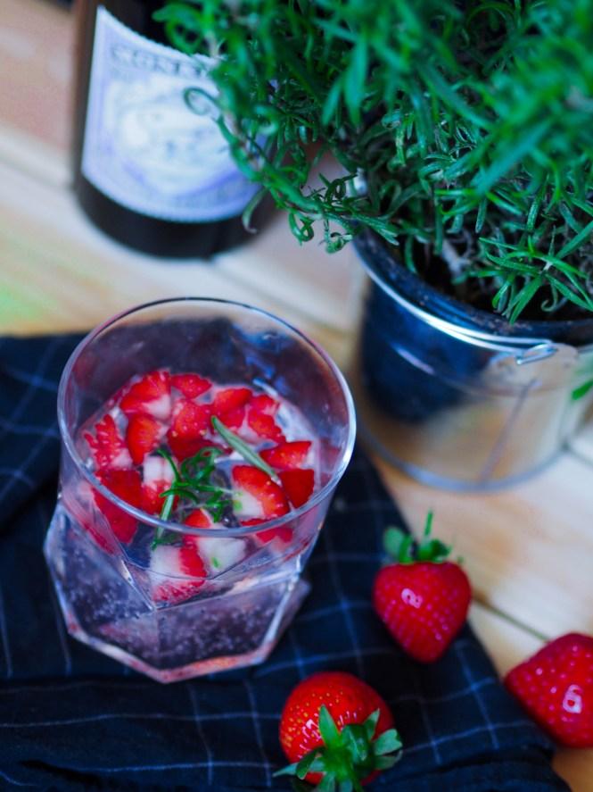 Sommer Gin Tonic