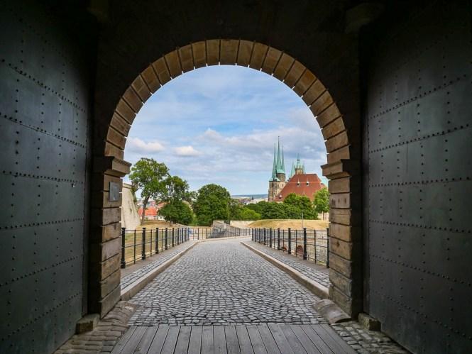 Zitadelle Petersberg Erfurt Sehenswürdigkeiten