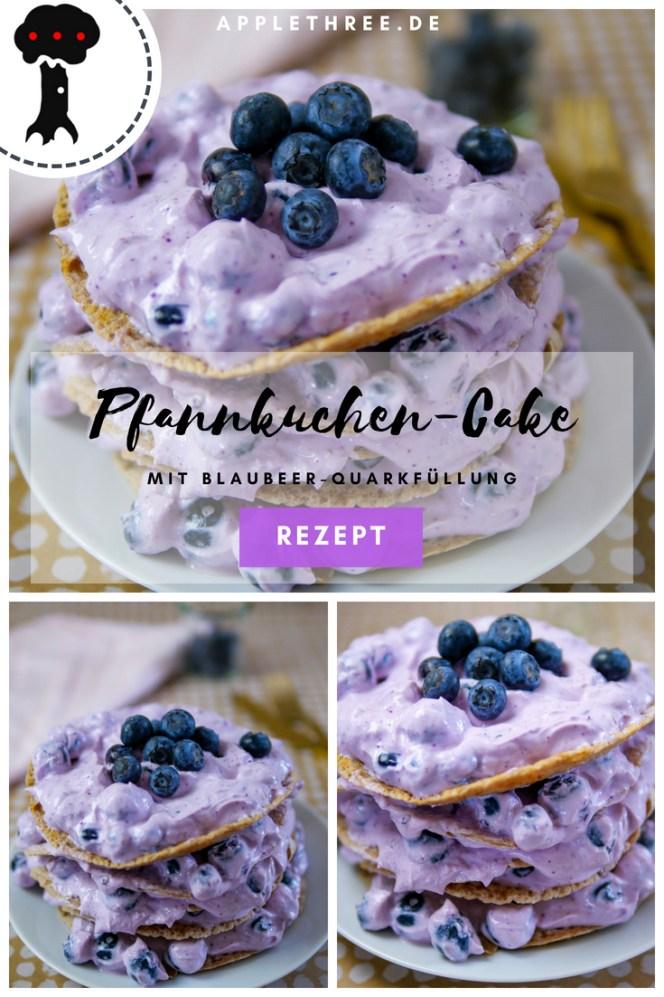 Pfannkuchen Cake