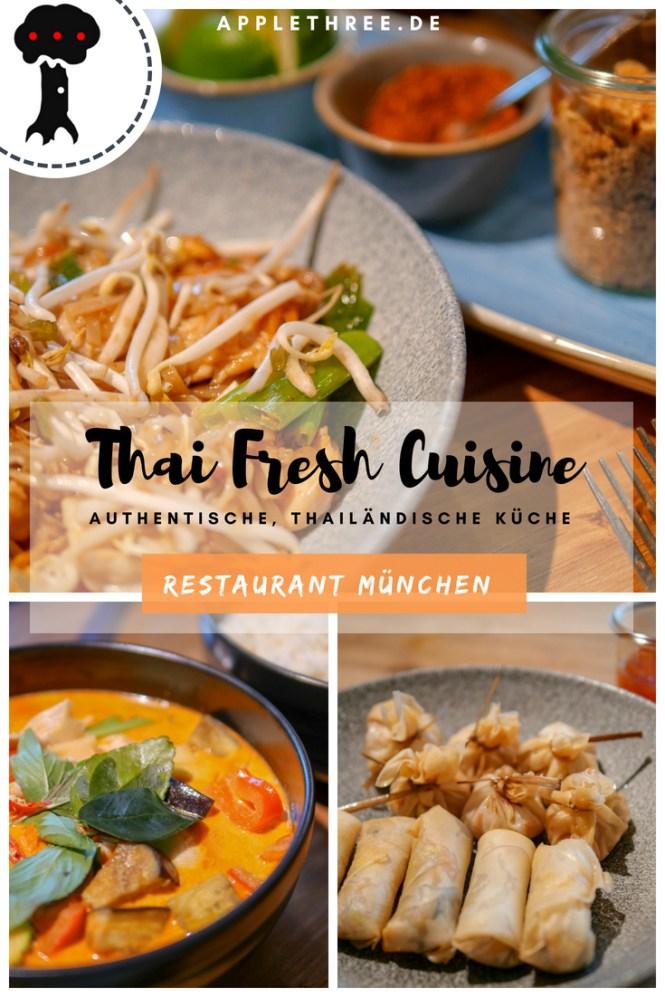 thai fresh cuisine restaurant münchen