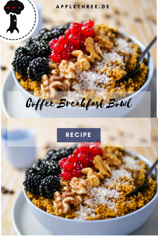 Coffee Breakfast Bowl