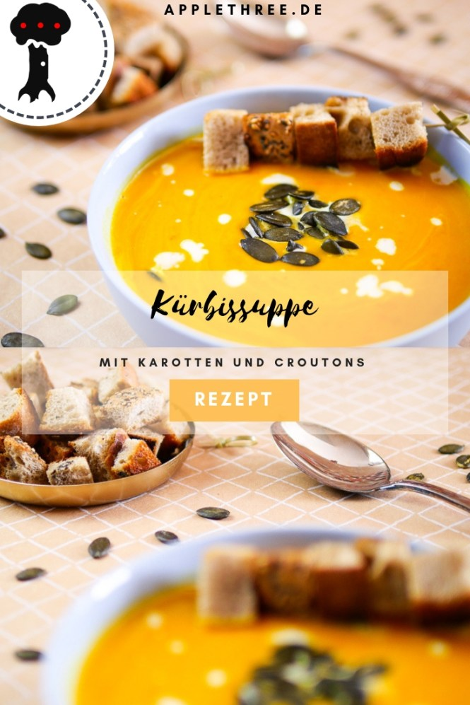 Kürbissuppe Rezept Hokkaido