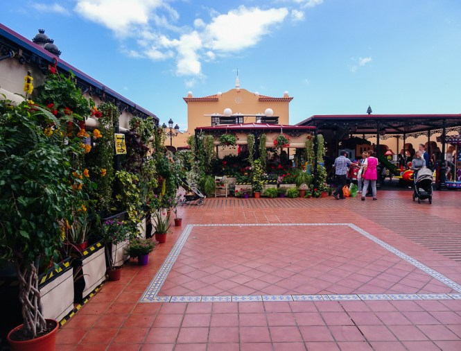 Travelguide Santa Cruz de Tenerife mercado