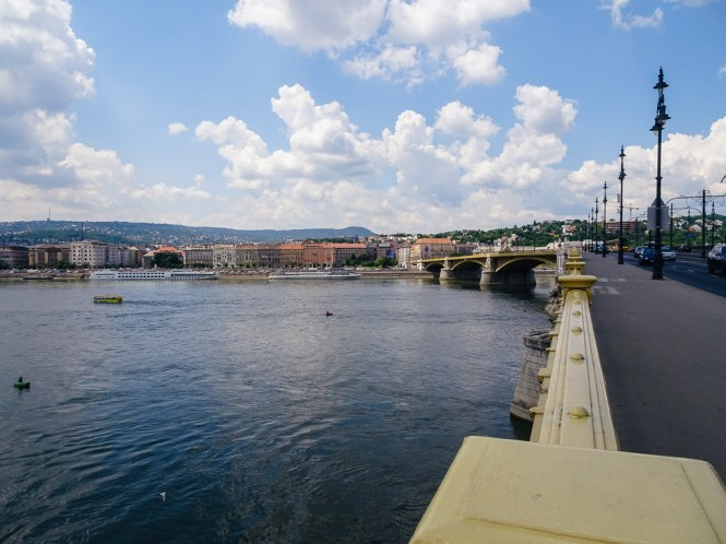 Budapest Margareteninsel