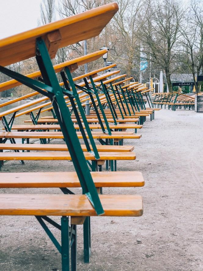 Orte zum Relaxen in München