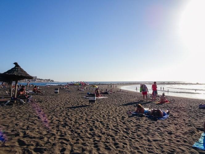 Teneriffa Playa de Troya