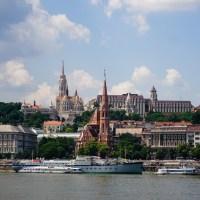 Budapest Sehenswürdigkeiten in Buda