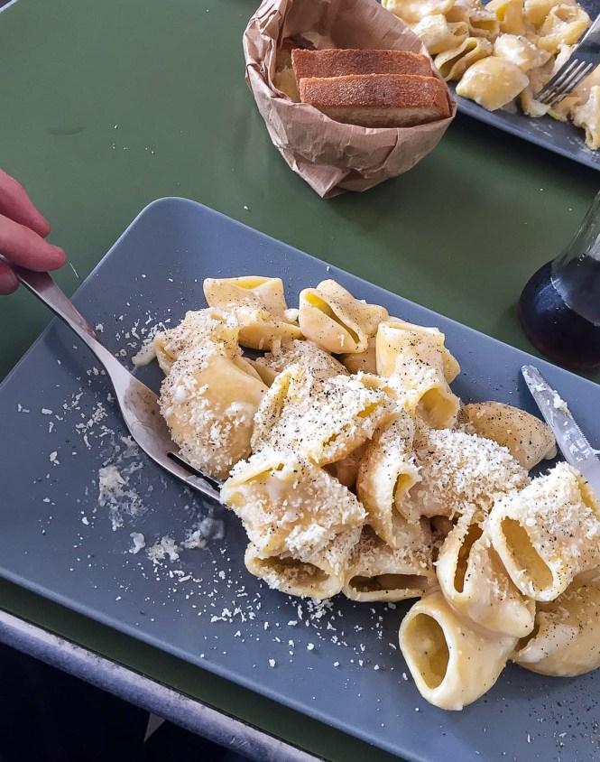 Pasto - Laboratorio di pasta con cucina Mailand Food Guide