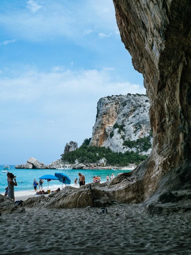 Cala Luna Sardinien Strände