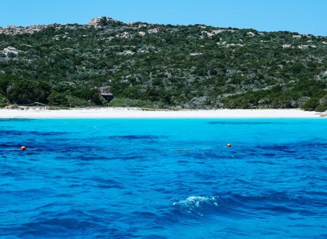 Pink Beach Sardinien