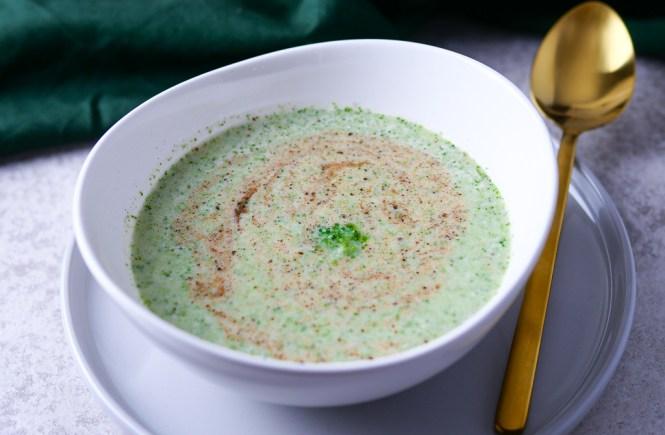 Brokkolisuppe Rezept mit Frischkäse