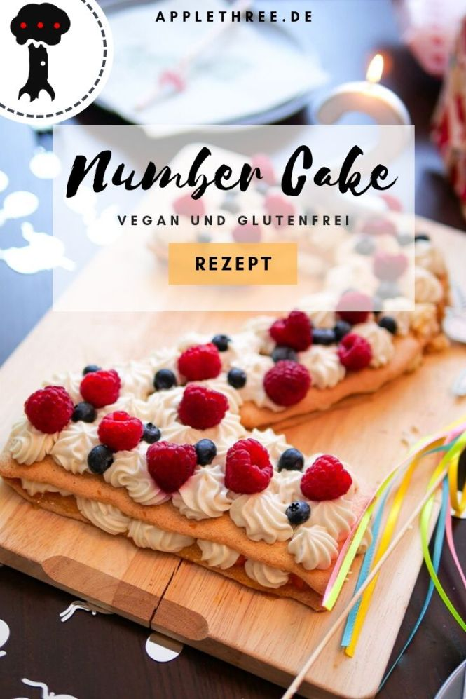 number cake rezept
