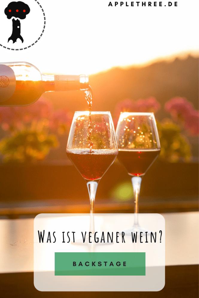 Was ist veganer Wein?
